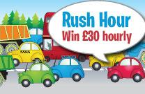 £30 Rush Hour!
