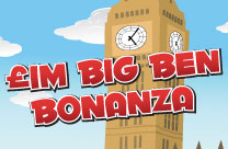 Kick off your bank holiday with our Big Ben Bonanza