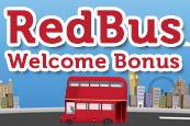 Discover Red Bus with £35!