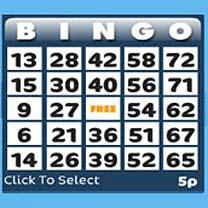 75 bingo ball