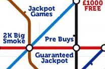 Pre-buy & Guaranteeed Jackpot Games