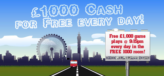 Free £1000